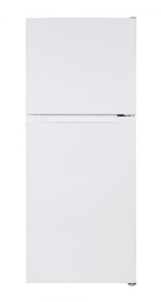 Réfrigérateur à congélateur supérieur de 23 po Danby® de 12,1 pi³ - Blanc-DFF121C1WDBR