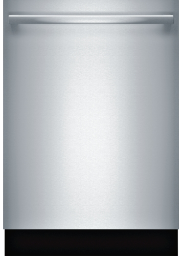 """Bosch 300 Series 24"""" Built In Dishwasher-Stainless Steel-SHX863WD5N"""