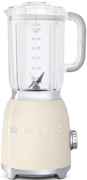 Smeg 50's Retro Style Blender-Cream-BLF01CRUS