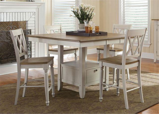 Liberty Furniture Al Fresco III Gathering Table-841-GT5454