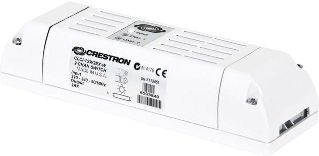 Crestron® Wireless In-Ceiling Switch-CLCI-1SW2EX-W