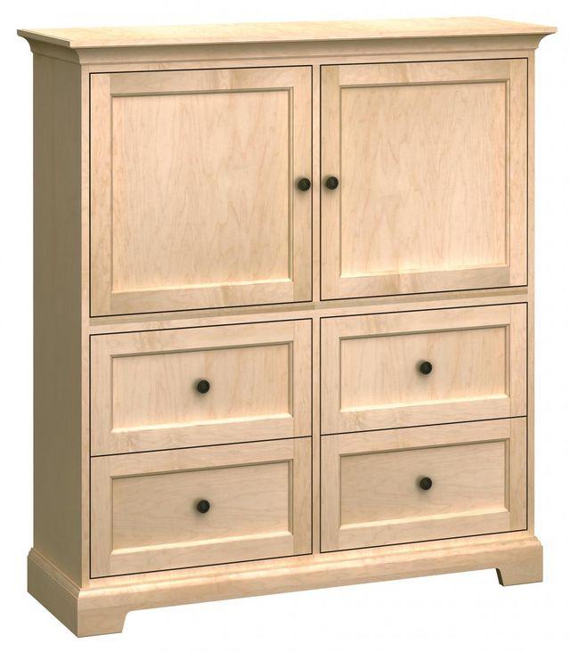 "Howard Miller® Custom Home 50"" Storage Cabinet-HS50B"