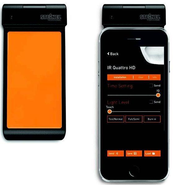 Crestron® STEINEL Smart Remote Commissioning Tool-GLA-SMART-REMOTE