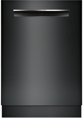 "Bosch 500 Series 24"" Built In Dishwasher-Black-SHPM65W56N"