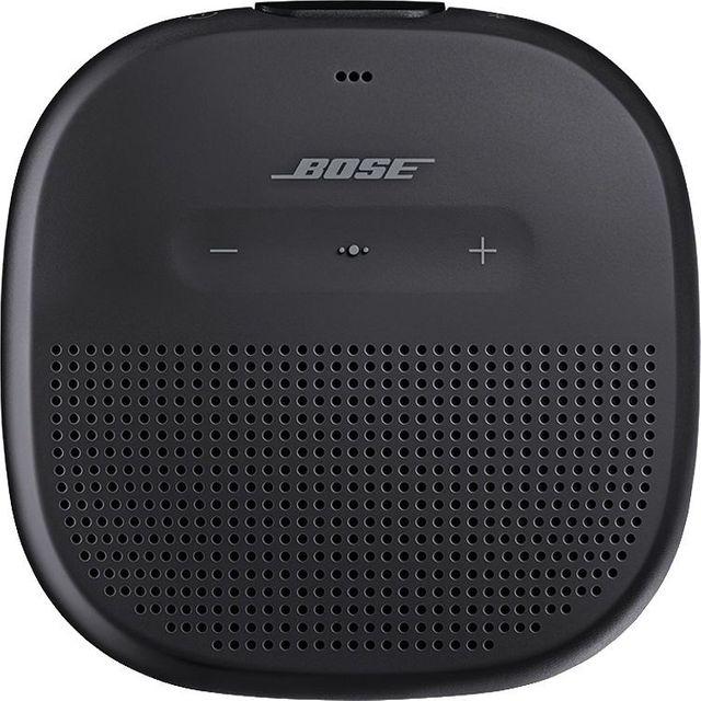 Bose® SoundLink Micro Black Bluetooth® Speaker-783342-0100