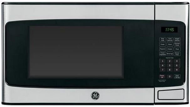 GE® Countertop Microwave Oven-Stainless Steel-JES1145SHSS