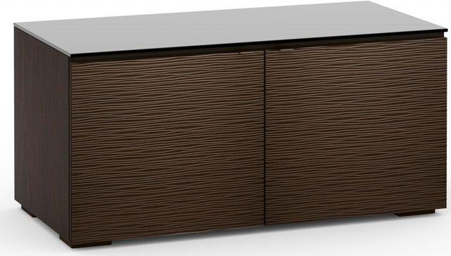 Salamander Designs® Berlin 221 AV Cabinet-Textured Wenge-C/BL221/WE