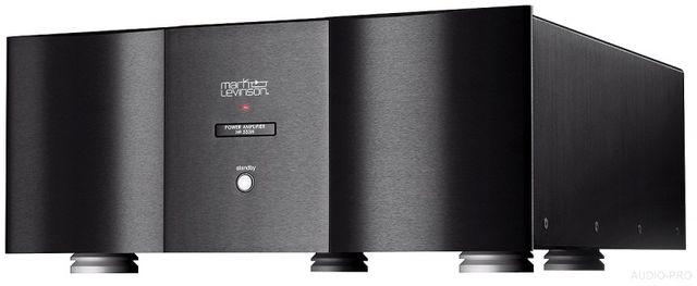 Mark Levinson® NO 500H Series Power Amplifier-Black Aluminum-NO 532H