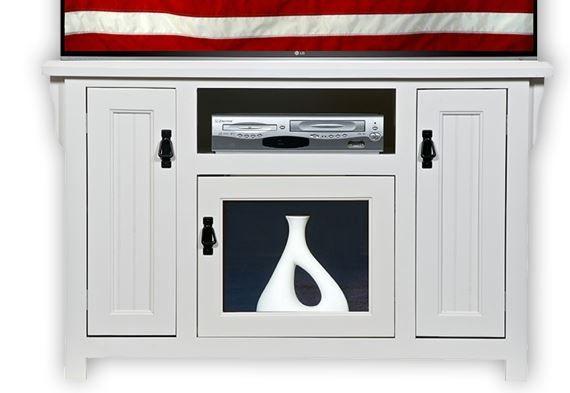 American Heartland Poplar TV Stand-85847
