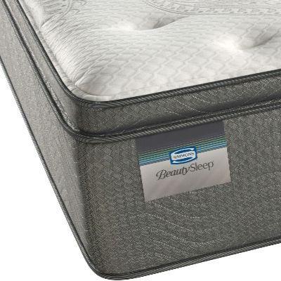 BeautySleep® Arlington Plush Pillow Top Plush Twin Long Mattress-Arlington-TXL
