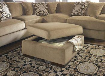 Millennium® By Ashley Ottoman With Storage-8590411