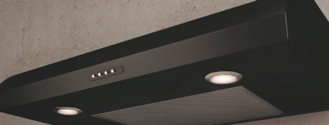 Hotte de cuisinière sous-armoire Elica® de 30 po - Noir-ENM230BL