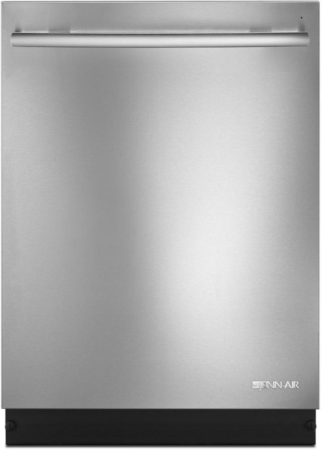 """JennAir® TriFecta™ 24"""" Built In Dishwasher-Stainless Steel-JDB9800CWS"""