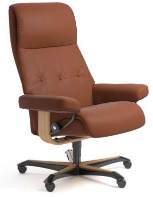 Stressless® by Ekornes® Sky Office Chair-1332096