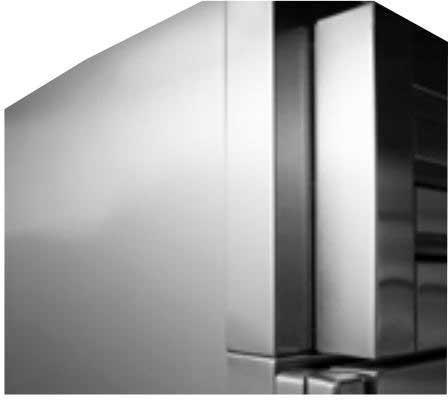True® Left Side End Panel Kit-992910