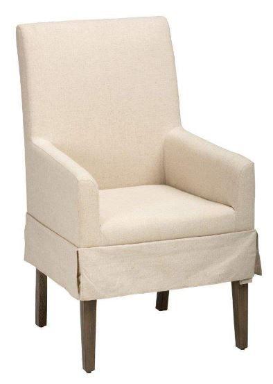 Jofran Inc. Hampton Slipcovered Dining Chair-872-147KD
