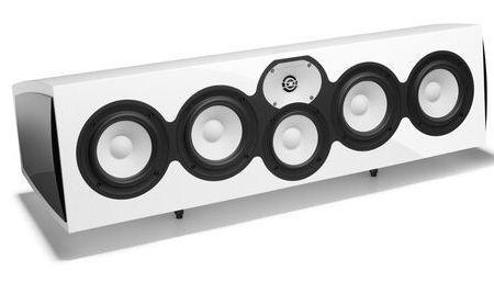 """Revel® C426Be White 3-Way Quadruple 6.5"""" Center Channel Loudspeaker-REVC426BEWHT"""