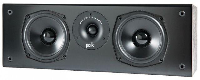 "Polk Audio® T30 Black 5.25"" Center Channel Speaker-AM7030"