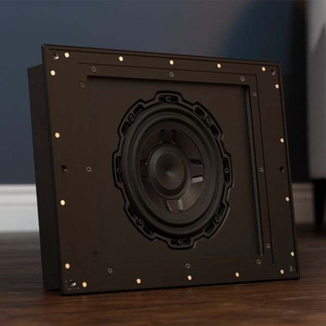 Leon® Aaros Series A3-IW In-Wall Subwoofer-A3-IW