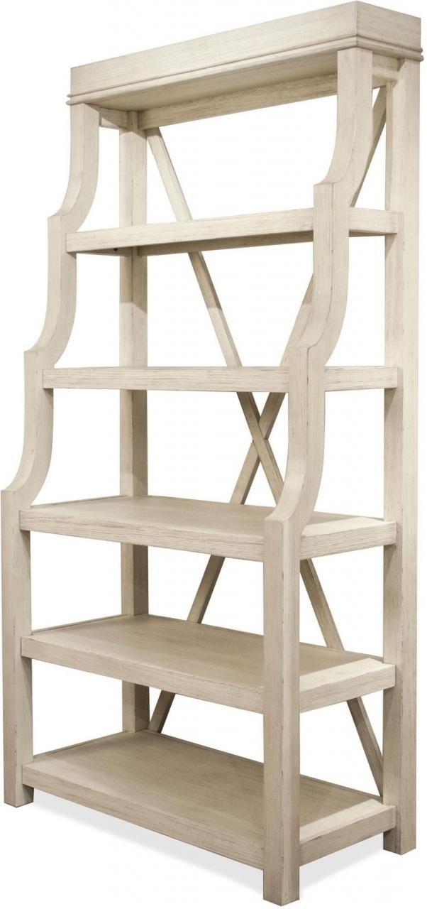 Riverside Furniture Aberdeen Open Display Cabinet-21257