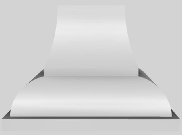 "Vent-A-Hood® Designer Series 42"" Wall Mounted Range Hood-Stainless Steel-JCH242/A1 SS"