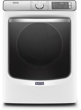 Sécheuse électrique Maytag® de 7,3 pi³ - Blanc-YMED8630HW