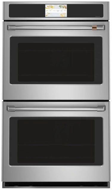 """Café Professional Series 30"""" Stainless Steel Double Electric Wall Oven-CTD90DP2NS1"""