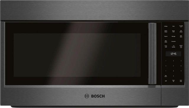 "Bosch 800 Series 30"" Over the Range Microwave-Black Stainless Steel-HMV8044U"