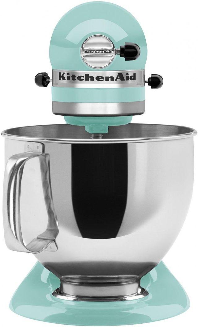 KitchenAid® Artisan® Series Ice Stand Mixer-KSM150PSIC