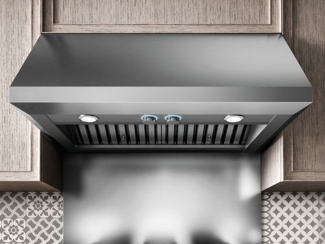 Hotte de cuisinière murale Elica® de 36 po - Acier inoxydable-ECL136S4