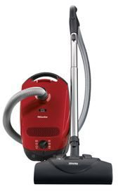 Miele Vacuum HomeCare Canister Vacuum-Mango Red-S 2121 HomeCare