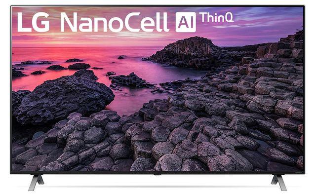 "LG 90 Series 75"" 4K Smart UHD NanoCell TV with AI ThinQ®-75NANO90UNA"