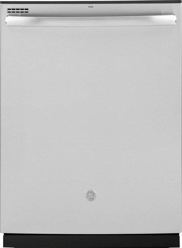 """GE® 24"""" Stainless Steel Built In Dishwasher-GDT530PSPSS"""