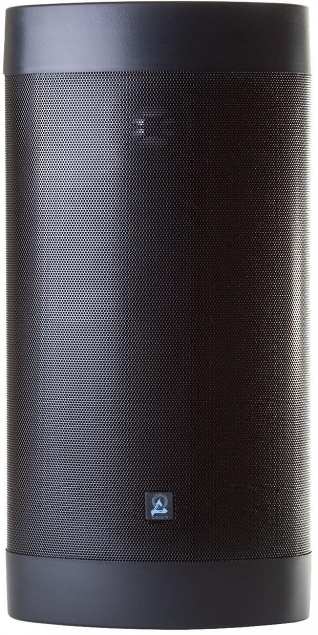 Origin Acoustics® Seasons Collection Outdoor Loudspeaker-Black-OS67-Black