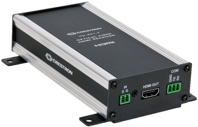 Crestron® HDMI® Over Fiber Receiver-HD-RX1-F