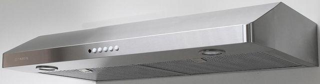 Hotte de cuisinière sous-armoire Faber Hoods® de 36 po - Acier inoxydable-LEVN36SS300