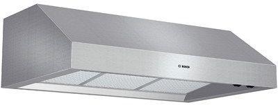 "Bosch 800 Series 36"" Under Cabinet Wall Ventilation-Stainless Steel-DPH36652UC"