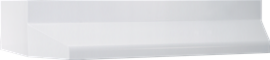 """Broan® 24"""" Under Cabinet Hood Shell-White-372401"""