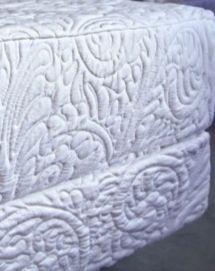 Posh+Lavish™ Refine Ultra Plush Latex California King Mattress-MATRFN-60-012