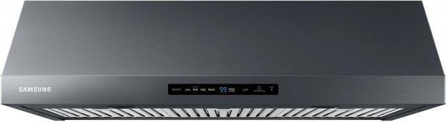 """Samsung 36"""" Under Cabinet Wall Hood-Black Stainless Steel-NK36N7000UG-NK36N7000UG"""