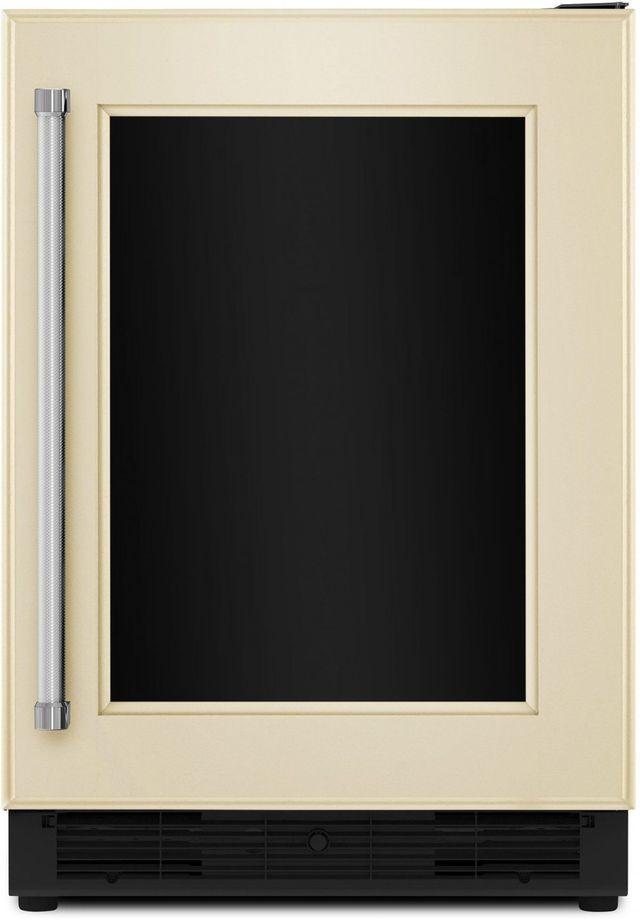 KitchenAid® 4.8 Cu. Ft. Panel Ready Frame Beverage Center-KUBR204EPA