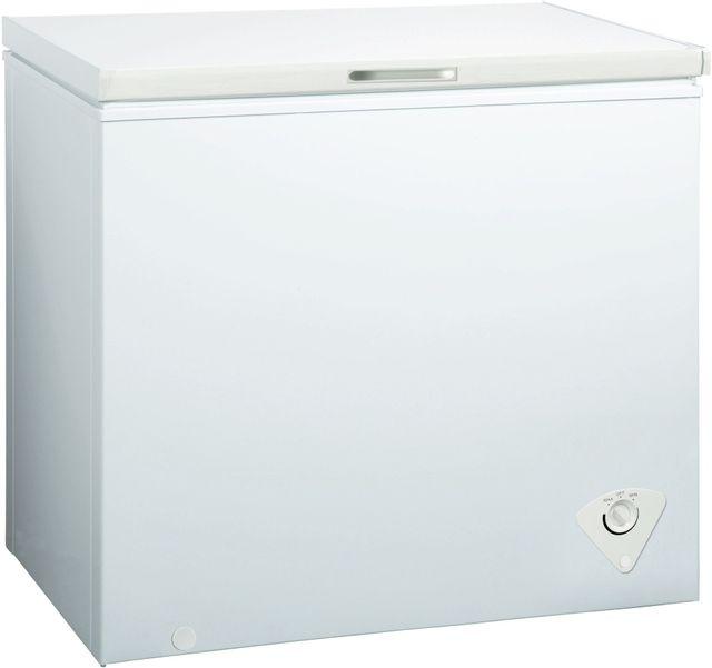 Midea 10.2 Cu. Ft. White Chest Freezer-WHS-384C1
