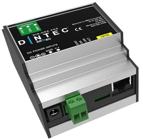 Crestron® Ethernet to DMX Converter-DIN-SACN-DMX