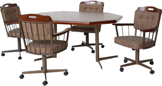 Chromcraft™ Dining Table-CD154SW+DB63TZ