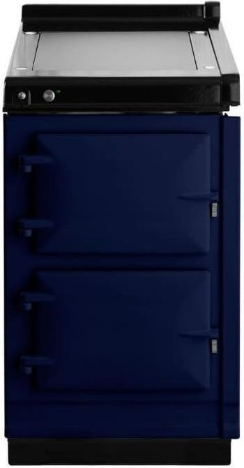 "AGA 20"" Dark Blue Induction Hotcupboard-AHCIN-DBL"