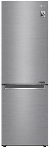 Réfrigérateur à congélateur inférieur à profondeur de comptoir de 24 po LG® de 11,9 pi³ - Argent platine-LBNC12231V