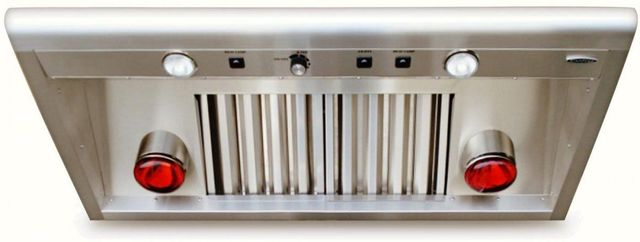 """Capital Performance 48"""" Stainless Steel Wall Mounted Ventilation Hood-PSVH48HL"""