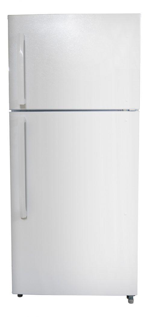 Danby® 18.0 Cu. Ft. White Apartment Size Refrigerator-DFF180E1WDB