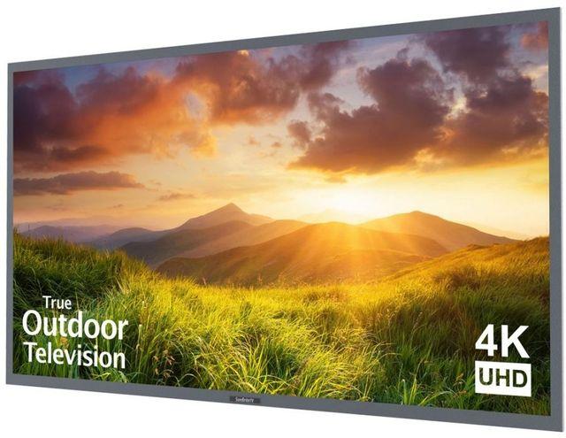 "SunBriteTV® Signature Series Silver 75"" LED 4K Ultra HD Outdoor TV-SB-S-75-4K-SL"