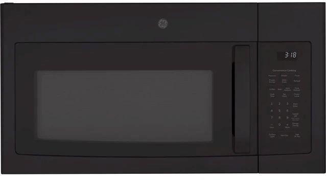 GE® 1.8 Cu. Ft. Black Over The Range Microwave-JNM3184DPBB